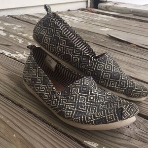 Women's Slip on's/flats